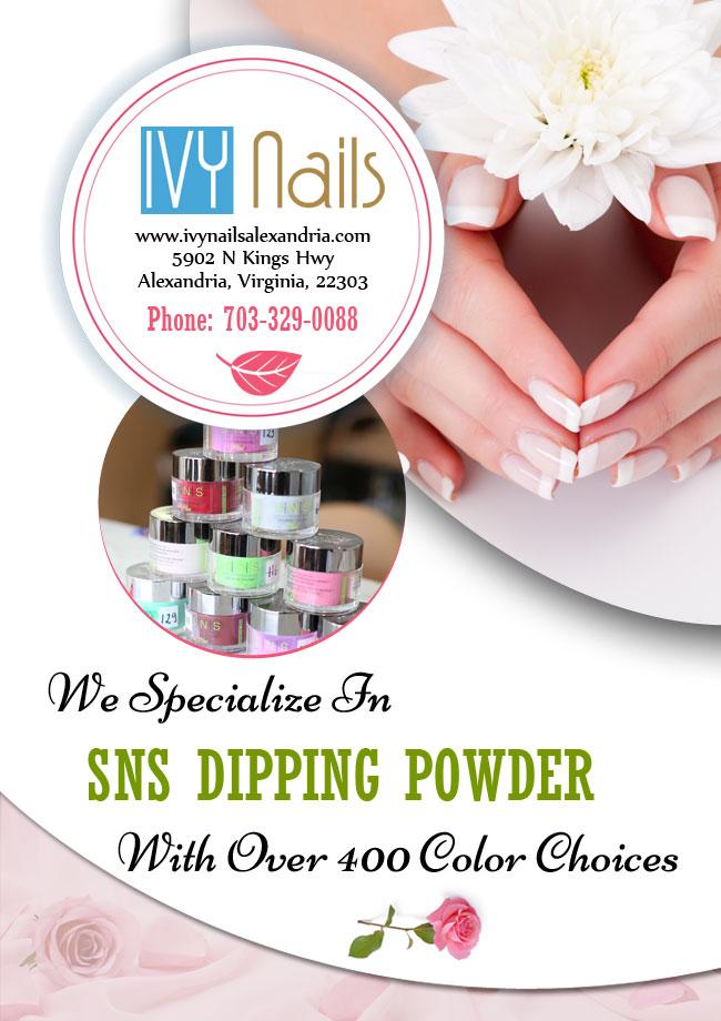 Nail Salon 22303 of Alexandria, VA| Ivy Nails | Acrylic ...